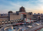Beijing west railway station transfers